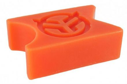 Federal Wax Block With Box - Orange
